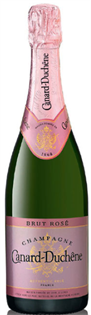 Canard-Duchene Champagne Brut Rose Authentic 750ml